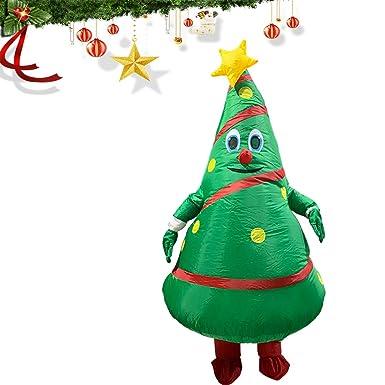 AirintheMoon Golpe 1pc del Traje Inflable Árbol de Navidad Juego ...