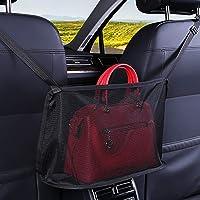حامل حقيبة يد جيب شبكي للسيارة، حقيبة شبكية لتخزين مقعد السيارة، شبكة تخزين جيب حقيبة حقيبة حقيبة يد وثائق الهاتف عناصر…