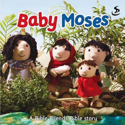 Download Baby Moses (Bible Friends) pdf