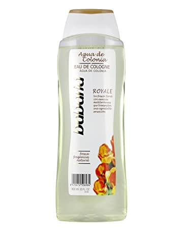 Babaria Royale Agua De Colonia 600ml