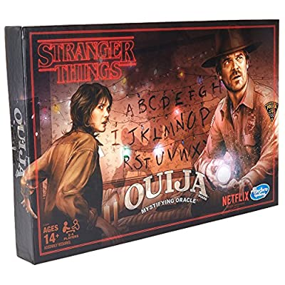 Stranger Things Ouija Board Game by Hasbro: Toys & Games