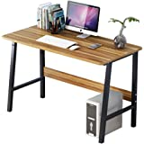 NNDQ Computer Desk, Home Office Laptop Table Writing Desk, Environmentally Friendly Material, Chic and Sturdy, for Your Livin