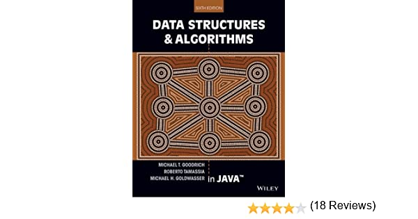 data structures and algorithms tamassia pdf free