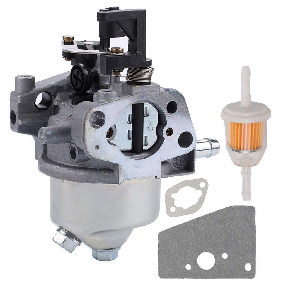Mckin 14 853 68-S Carburetor for Kohler 14 853 55-S XT650 XT675 XT6.5 XT6.75 Husqvarna Lawn Boy Toro MTD Lawn Mower with Gasket Fuel Filter