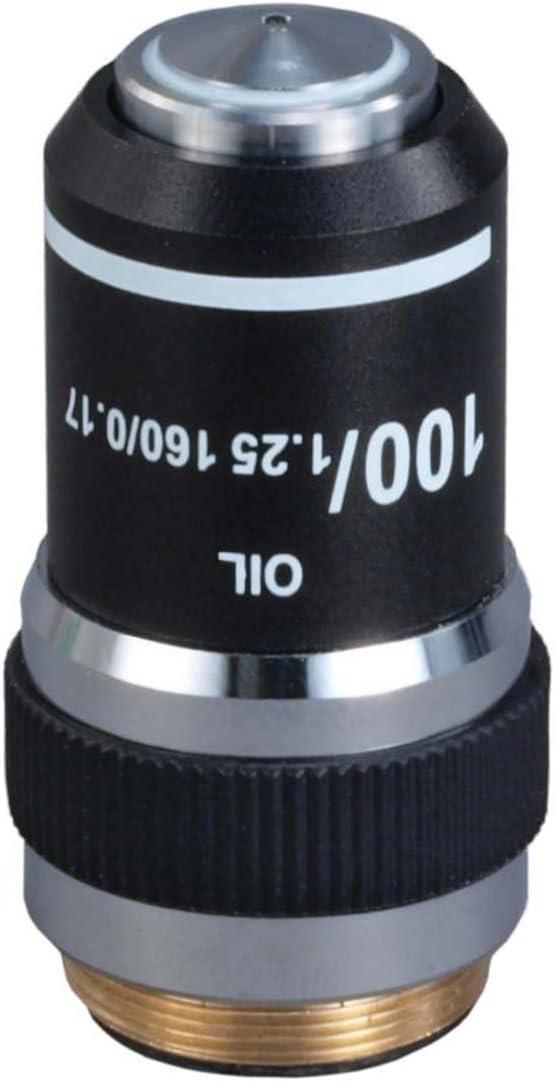 DM-WJ005 100X 185 Biological Microscope Achromatic Objectives Lens 160//0.17