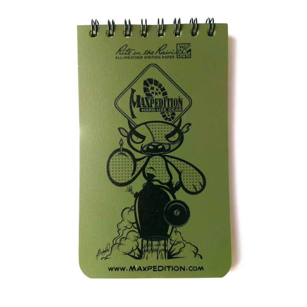 Maxpedition MX935 Waterproof Notebook