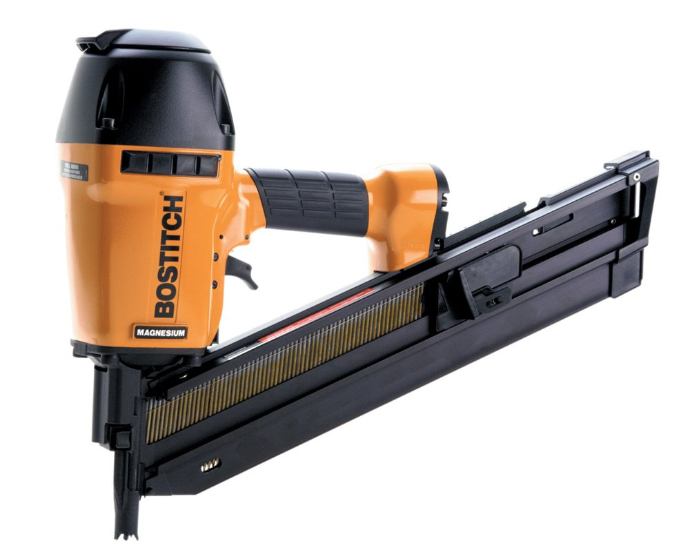 BOSTITCH N88WWB Clipped Head 2-Inch to 3-1/2-Inch Framing Nailer ...