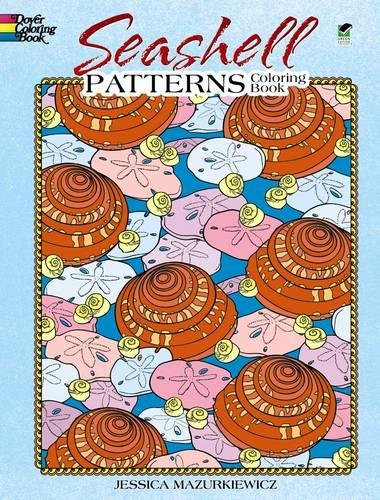 Download Seashell Patterns Coloring Book (Dover Nature Coloring Book) ebook