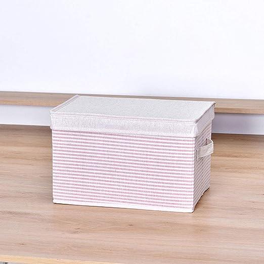 IVHJLP Cajas de almacenaje Ropa para Juguetes Caja de ...