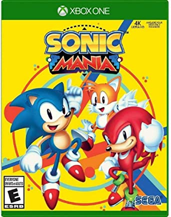 Sonic Mania for Xbox One [USA]: Amazon.es: Sega of America Inc: Cine y Series TV