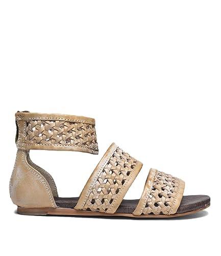 a74023a5c55 ROAN Women s Clio Leather Sandal (11 M US