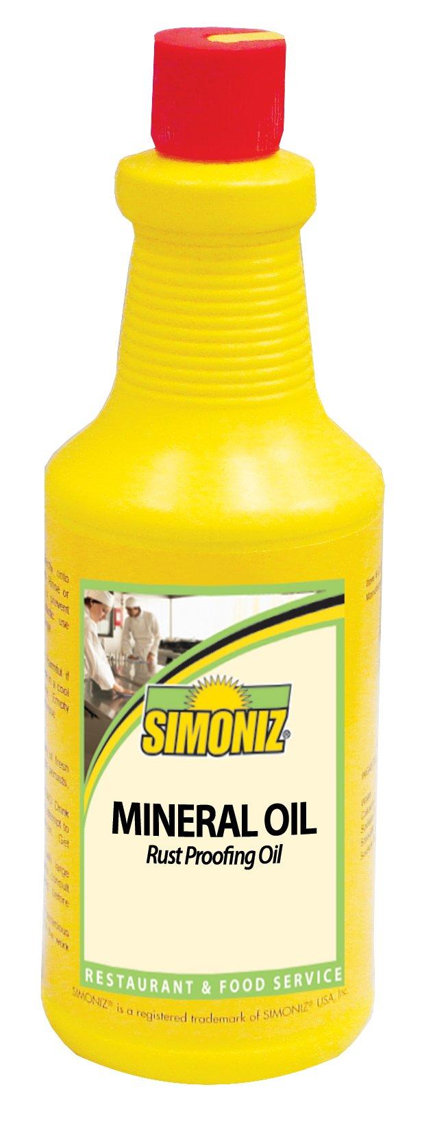 Simoniz M2323012 Rust Proofing Mineral Oil, 32 oz Bottles per Case (Pack of 12) by Simoniz (Image #1)