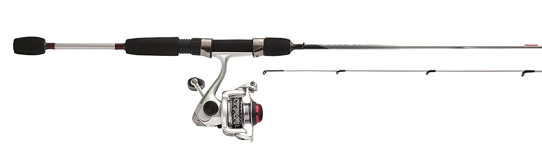 Quantum Fishing 5-Feet 6-Inch Super Ultralite Fishing Rod 2-Piece