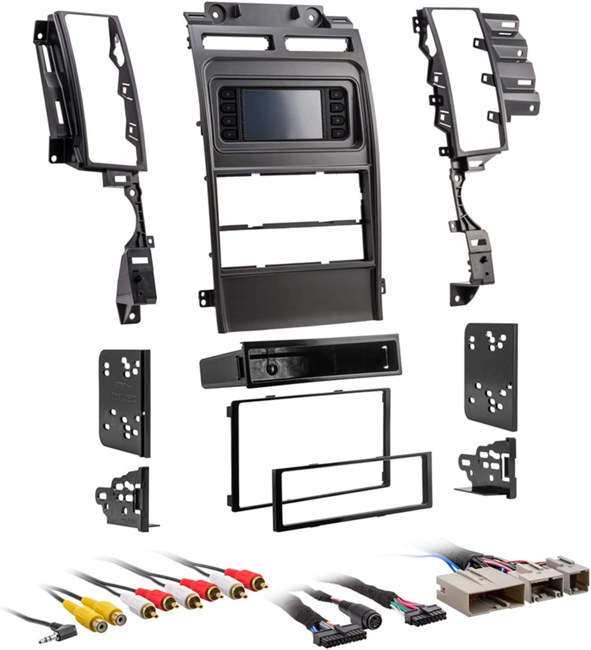 99 ford taurus stereo wiring amazon com metra 99 5722 aftermarket radio installation dash kit  metra 99 5722 aftermarket radio