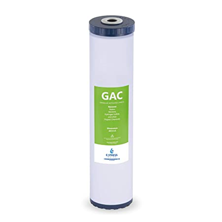 Express Water Granular Activated Carbon reemplazo del filtro Gac ...