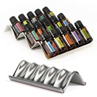 Simply Shelf Essential Oils Storage - 3pc Starter Set - Holds 15 Oil Bottles (5mL-15mL) Expandable Essential Oil Holders for Organizing & Displaying Oils