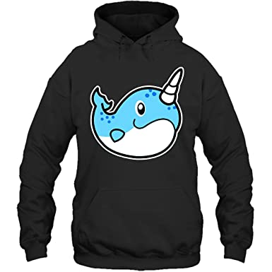 2fdf8553 Narwhal Cool Tshirt - Love Narwhal Emoji Tee Shirt Design for Men and Women    Amazon.com