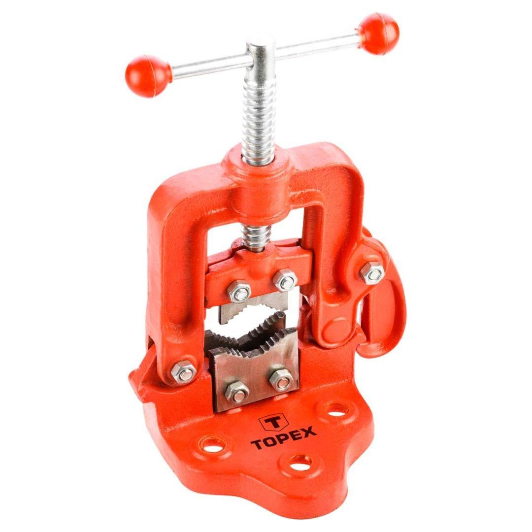 Topex 34d082 Rohrschelle-Tiefenanschlag, 10 bis 60 mm