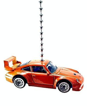 Porsche Diecast Cars & Trucks Ceiling Fan & LIGHT PULLS, Christmas Ornaments, Pendants,