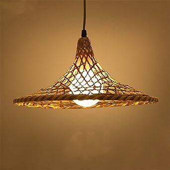 Heyun Einfache Bambus Lampe Restaurant Leuchten Led Leuchten