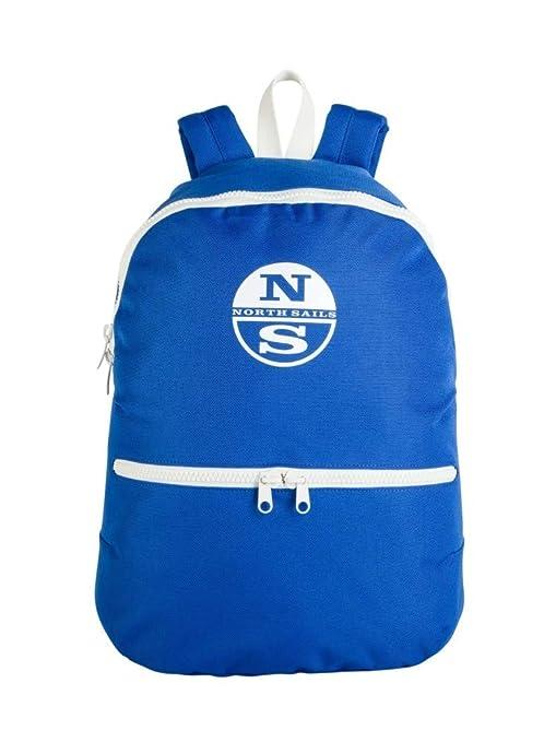 North Sails Zaino Backpack Blu Unica  Amazon.it  Sport e tempo libero 7af29606e71