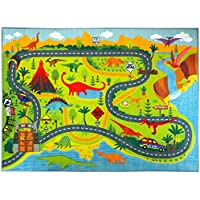KC CUBS Playtime Collection Dinosaur Dino Safari Road Map...
