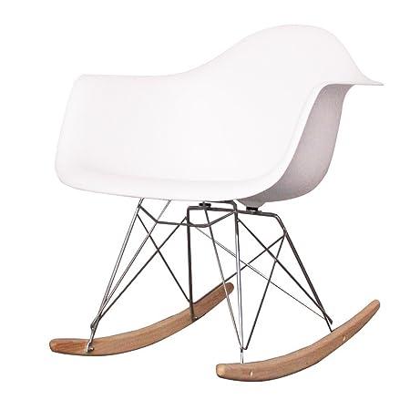 eames rar chair uk charles eames style cool white plastic retro