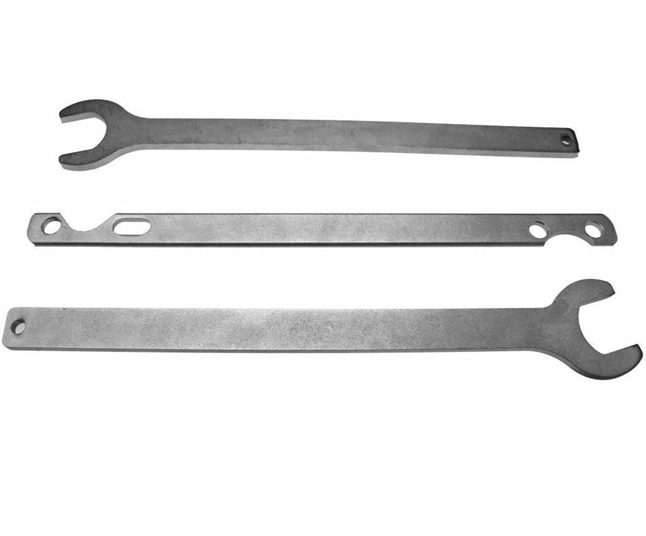 DiER 3pcs Water Pump Holder Removal Tool Kit 32 & 36mm Spanner Set