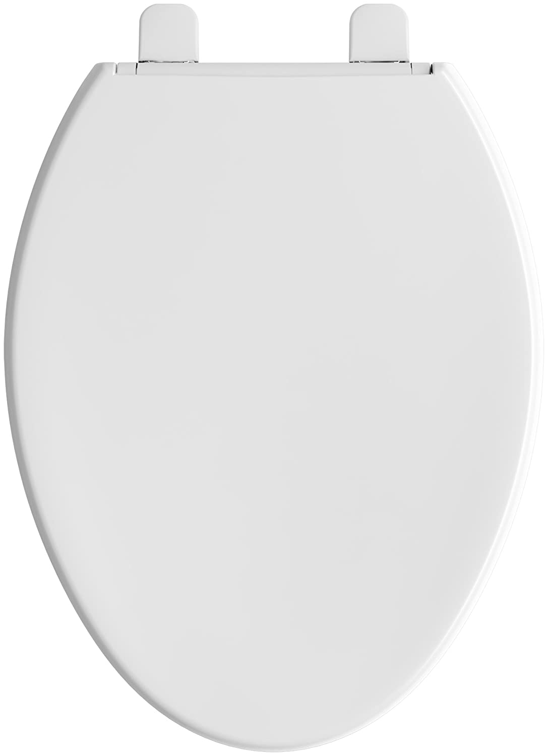 17 inch elongated toilet seat. KOHLER 75792 0 Reveal Nightlight Quiet Close with Grip Tight Elongated Front  Toilet Seat White Amazon com