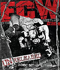 ECW Unreleased, Vol. 1 [Blu-ray]