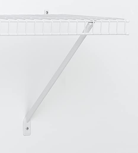 Charming Amazon.com: ClosetMaid 21776 16 Inch Support Bracket For Wire Shelving, 12  Pack: CLOSETMAID: Home U0026 Kitchen