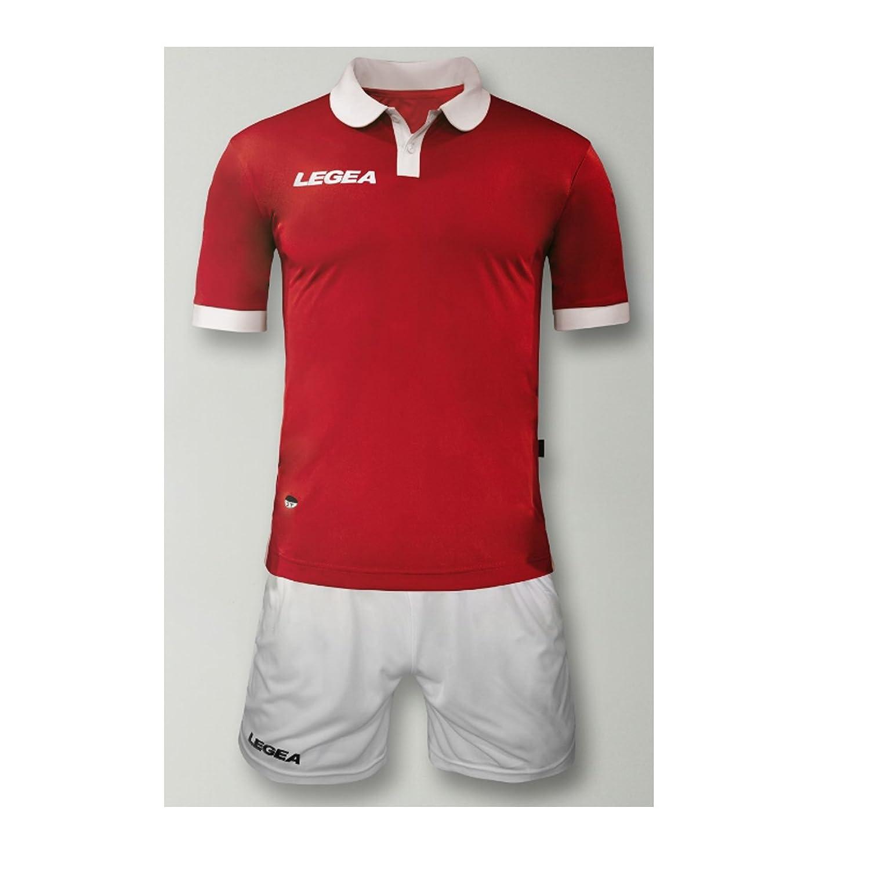 LEGEA - Juego de Camiseta y pantalón Corto de fútbol, Estilo ...
