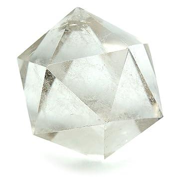 Clear Quartz Icosahedron Platonic Solid A Brazil 1 2quot