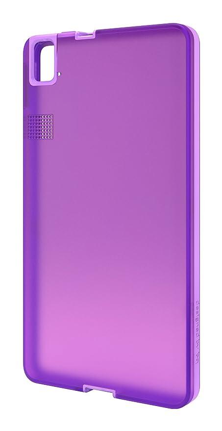 Amazon.com: BQ AQUARIS E6 Gummie Case For Purple: Electronics