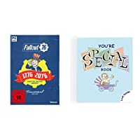 Fallout 76 Tricentennial Edition [PC] + You're Special Pin Badges (7 Stück)