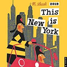 This is New York 2019 Wall Calendar