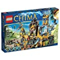 LEGO® Chima, The Lion CHI Temple - Item #70010