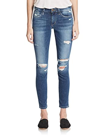 9b60caaf647 Image Unavailable. Image not available for. Color: Joe's Jeans The Skinny  Ankle Distressed ...