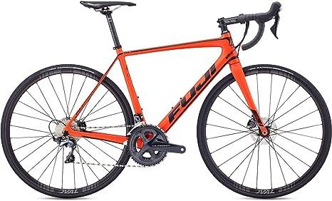Fuji SL 2.3 Disc Road Bike 2019 - Bicicleta de Carretera (56 cm, 700 ...