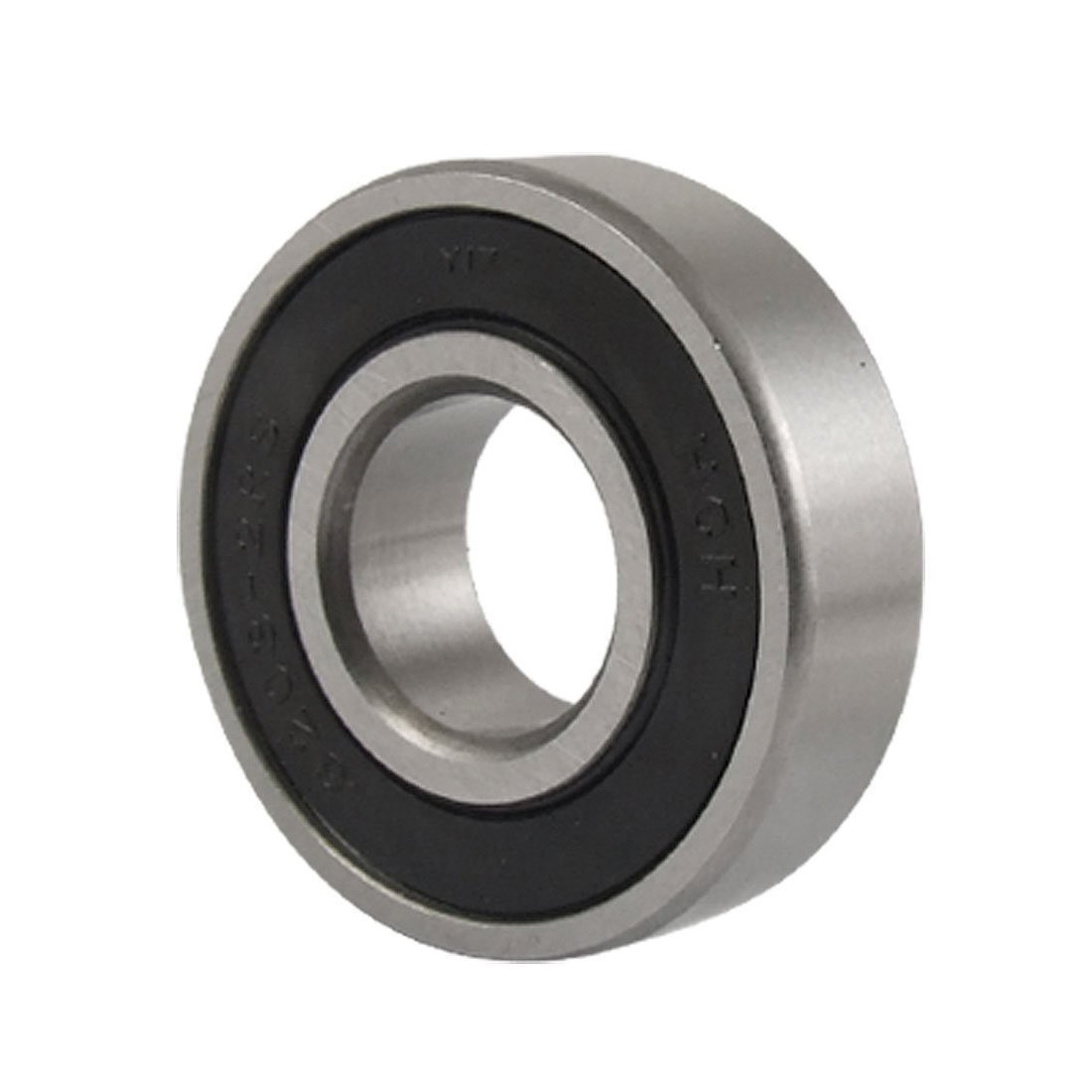 Sealed Ball Bearing - TOOGOO(R) 17x40x12mm 6203-2RS Double Side Sealed Ball Bearing