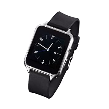 Reloj inteligente Dock DX morado descuento Deals Smartwatch IOS ...