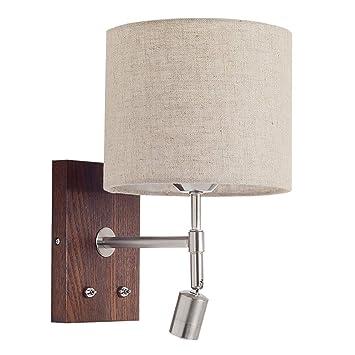 GHL Chevet Liseuse Applique LED Chambre Coucher Salon Allée Moderne ...