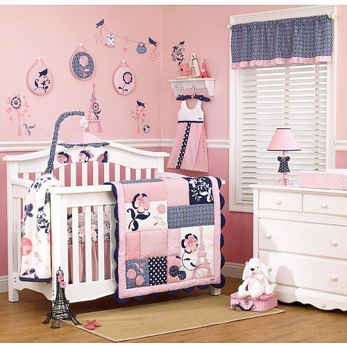 (CoCaLo Madison 9-Piece Crib Bedding)