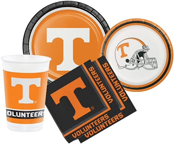 Top 10 Tennessee Volunteers Beverage Napkins