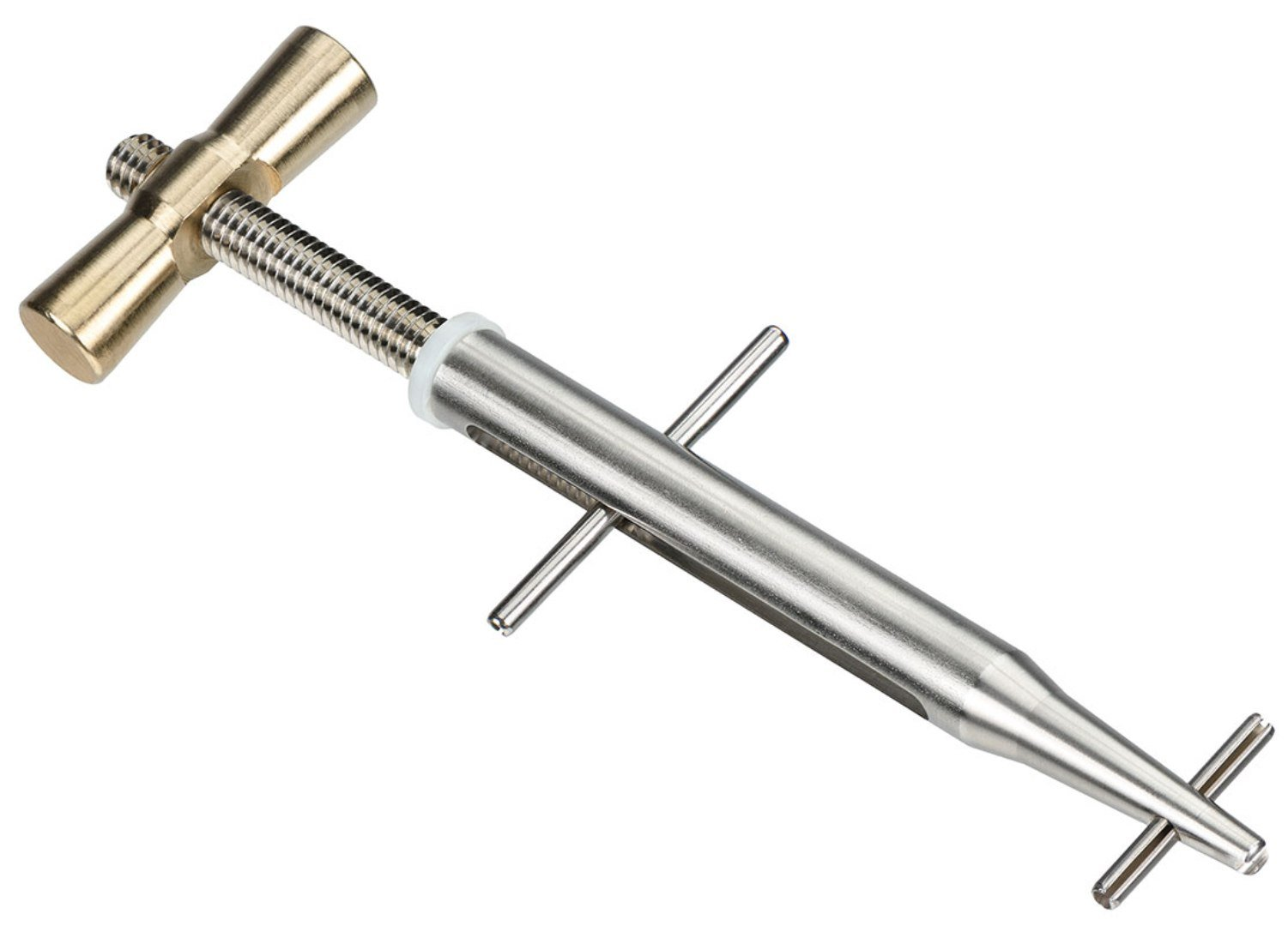 Clamptite - CLT01 - Clamptite - 4 3/4 Stainless Steel Tool w/ Aluminum Bronze T-Bar Nut by Clamptite