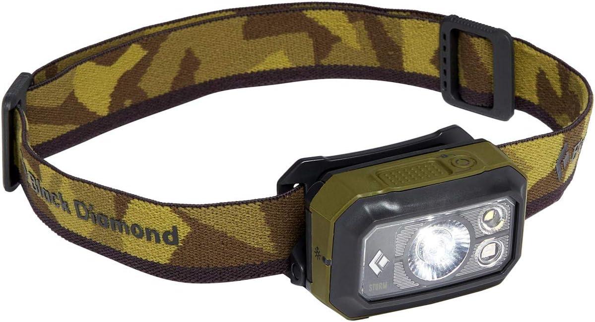 400 Lumens One Size Black Diamond Storm 400 Headlamp Unisex