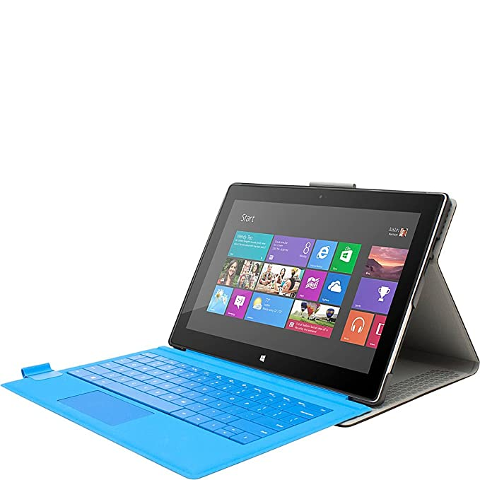 M-Edge Cell Phone Case for Microsoft Surface Pro 4 - Black