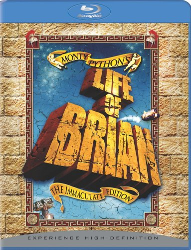 Blu-ray : Monty Python's Life of Brian….Immaculate Collection (Collector\'s Edition, , Dubbed, Dolby, AC-3)