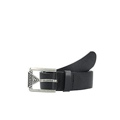 ff3e288f5c57 Guess CEINTURE M84Z19 L0L80 JBLK  Amazon.fr  Vêtements et accessoires