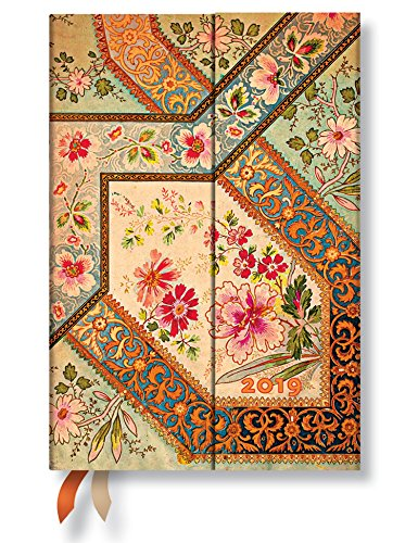 Amazon.com : Paperblanks 2019 Organiser with Ribbon and ...